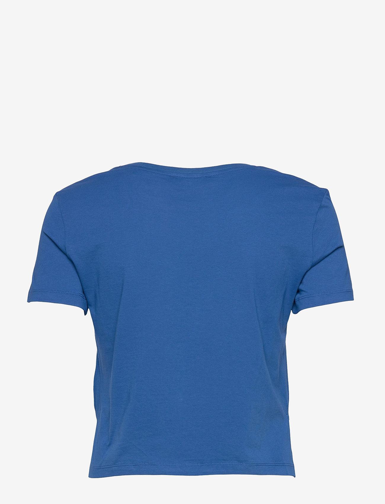 GUESS Jeans - SS CN ADRIA TEE - t-shirts - thai sapphire - 1