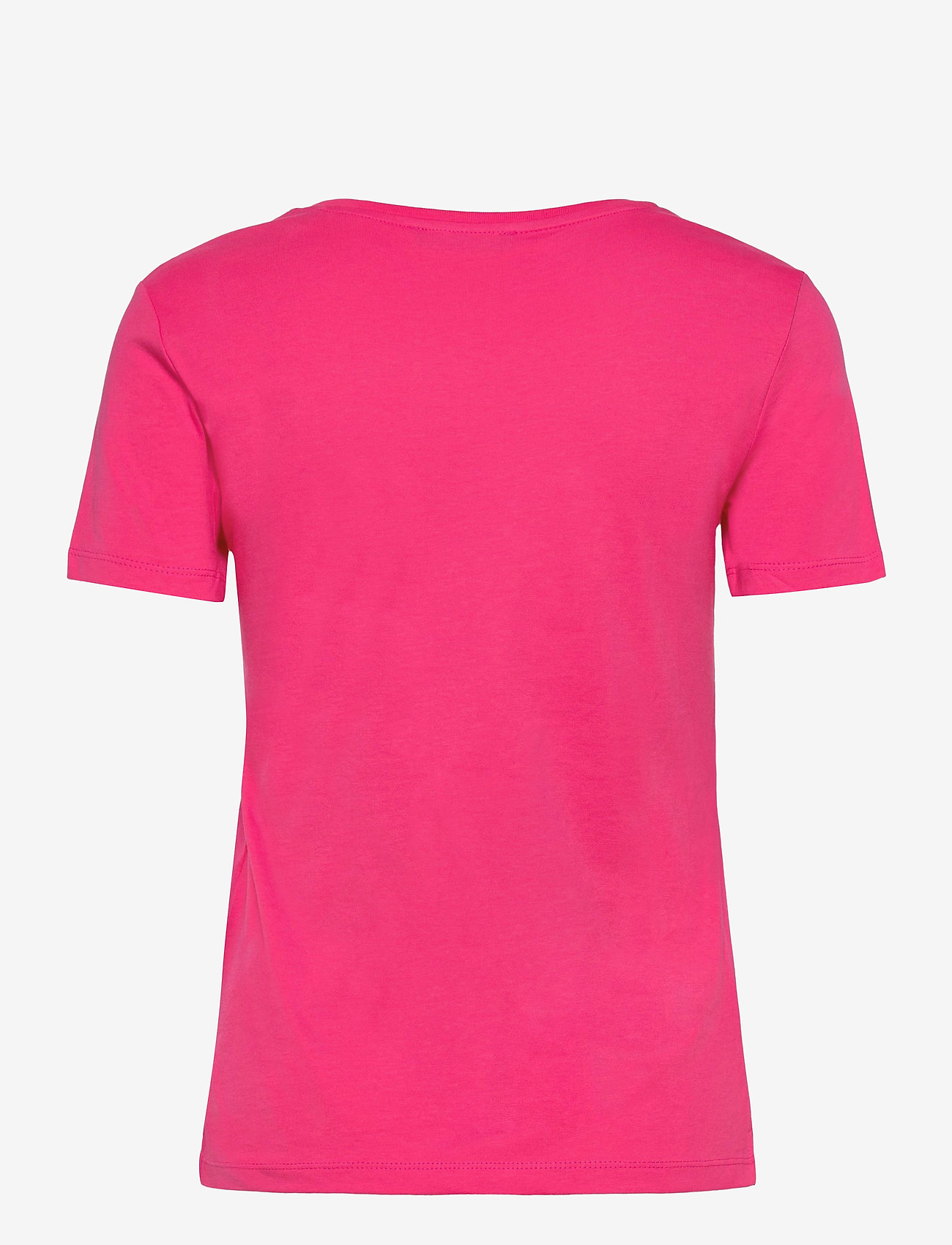GUESS Jeans - SS CN G81 TEE - t-shirts - girly pink - 1