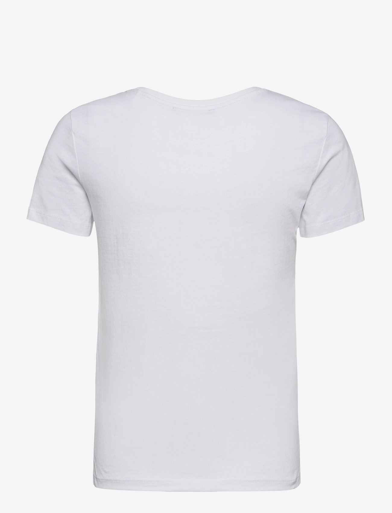 GUESS Jeans - SS CN G81 TEE - t-shirts - true white a000 - 1