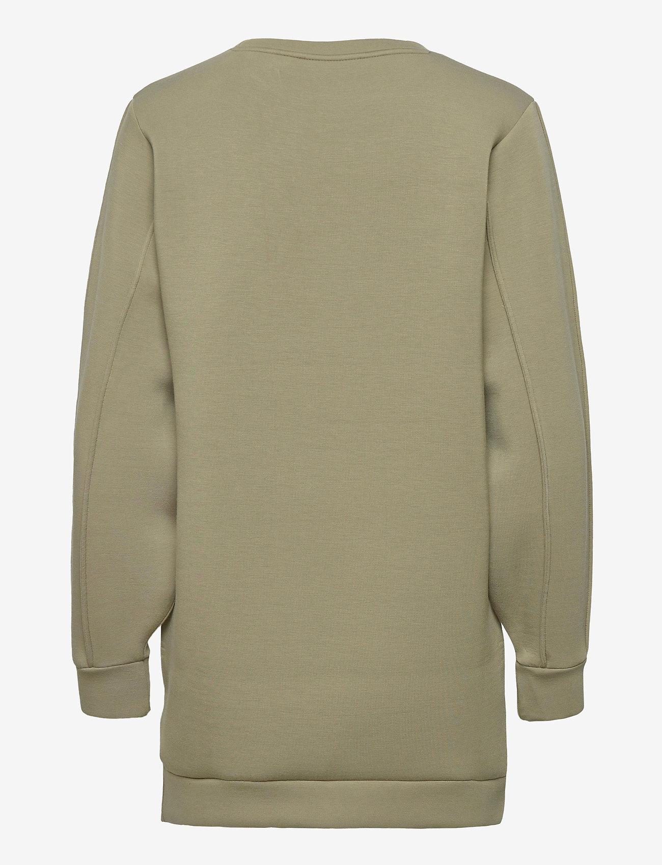GUESS Jeans - SAMARAH DRESS - vardagsklänningar - army sage - 1