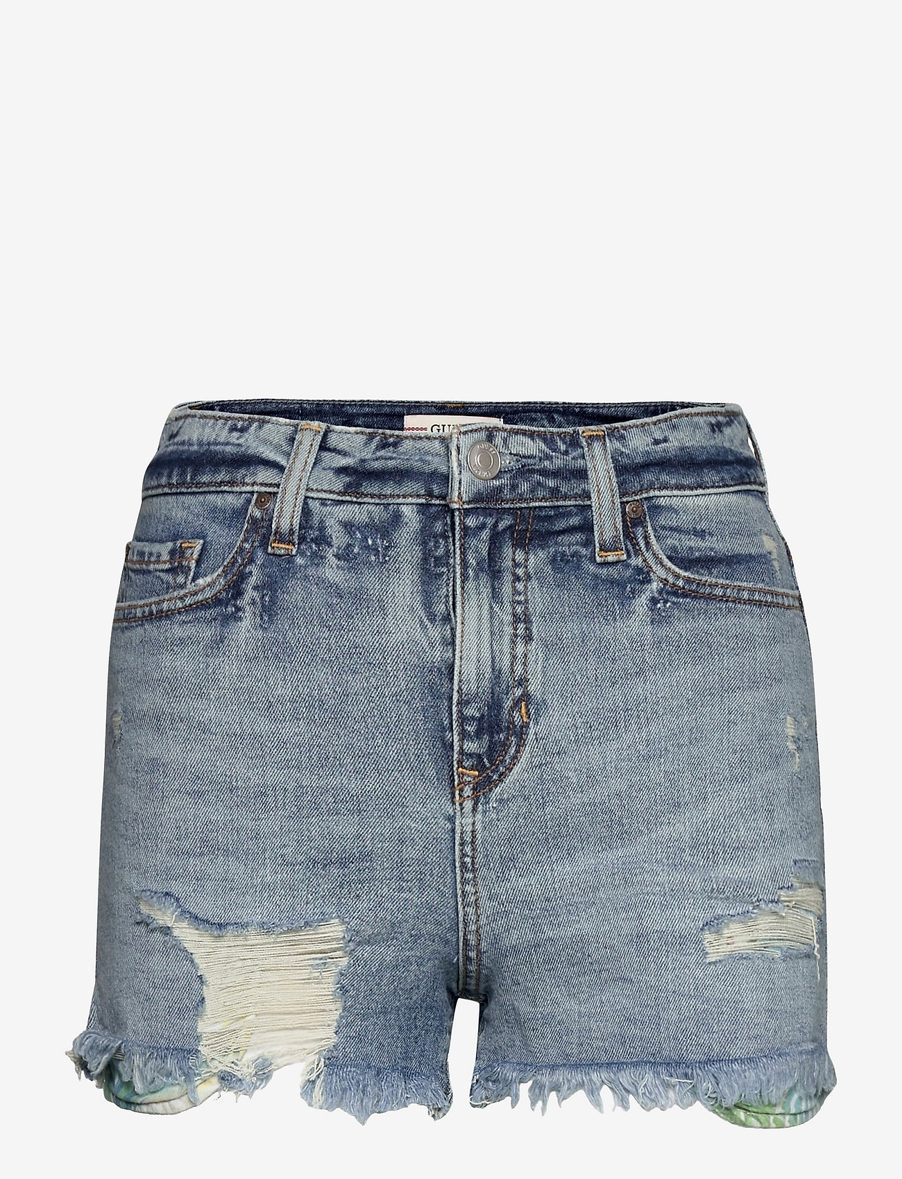 GUESS Jeans - CLAUDIA SHORT - jeansshorts - high times - 0