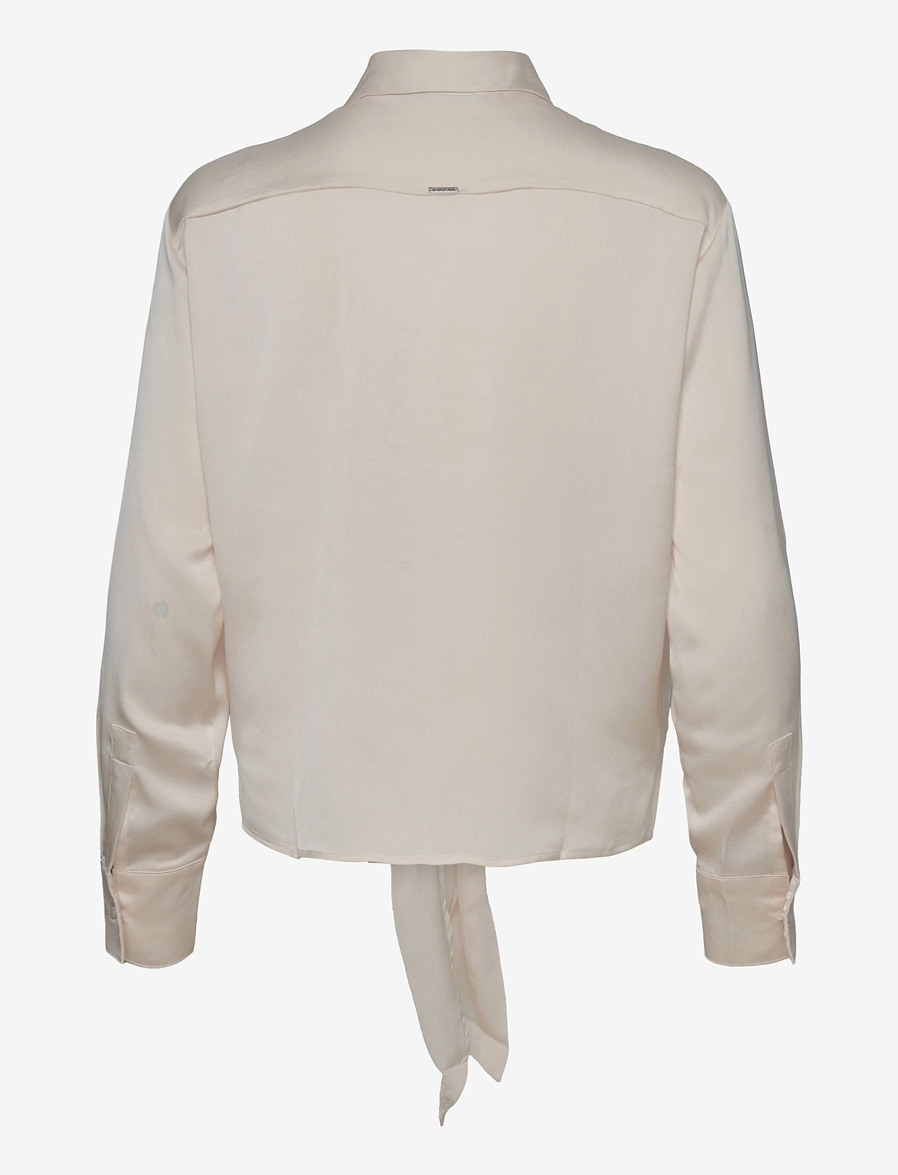 GUESS Jeans - LS AMANDA SHIRT - långärmade skjortor - cream white - 1