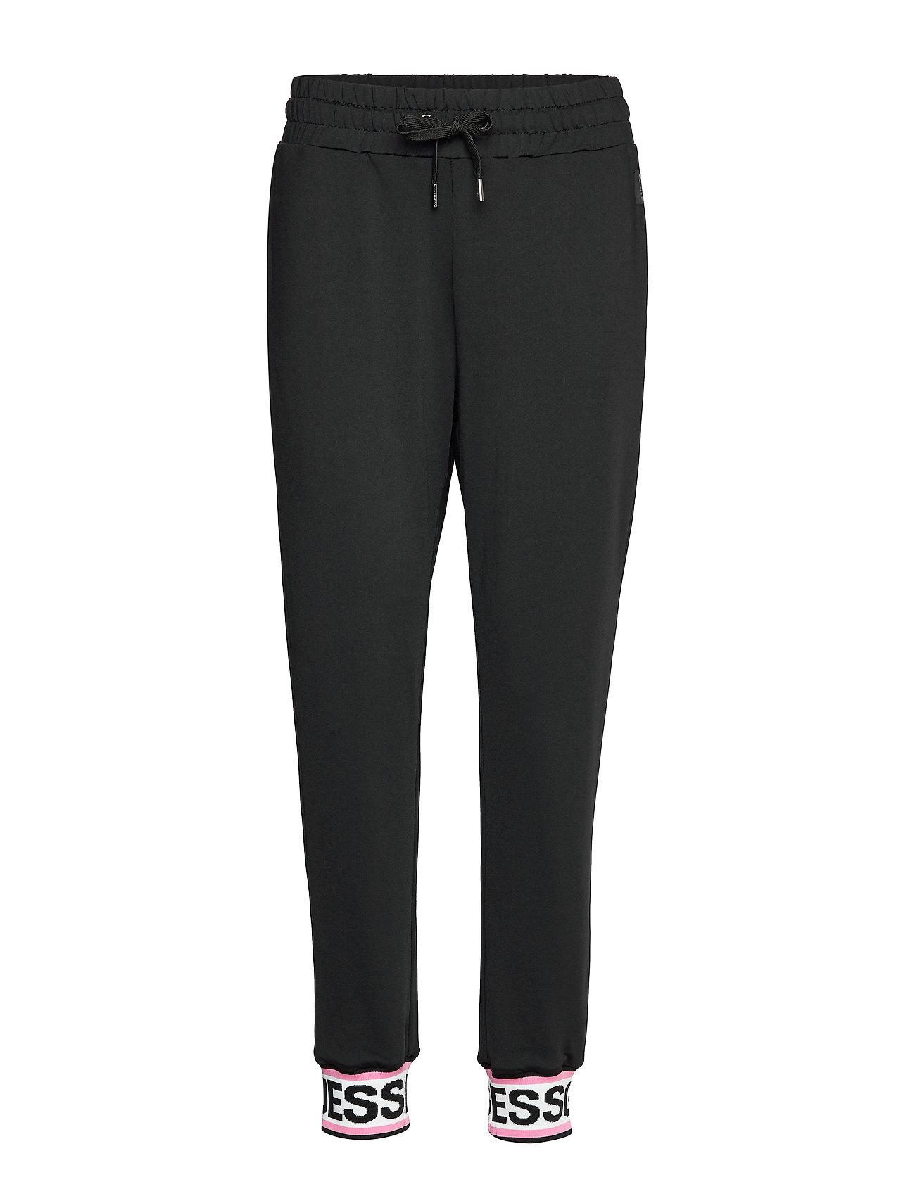 GUESS Jeans NINA PANTS - NOIR DE JAIS