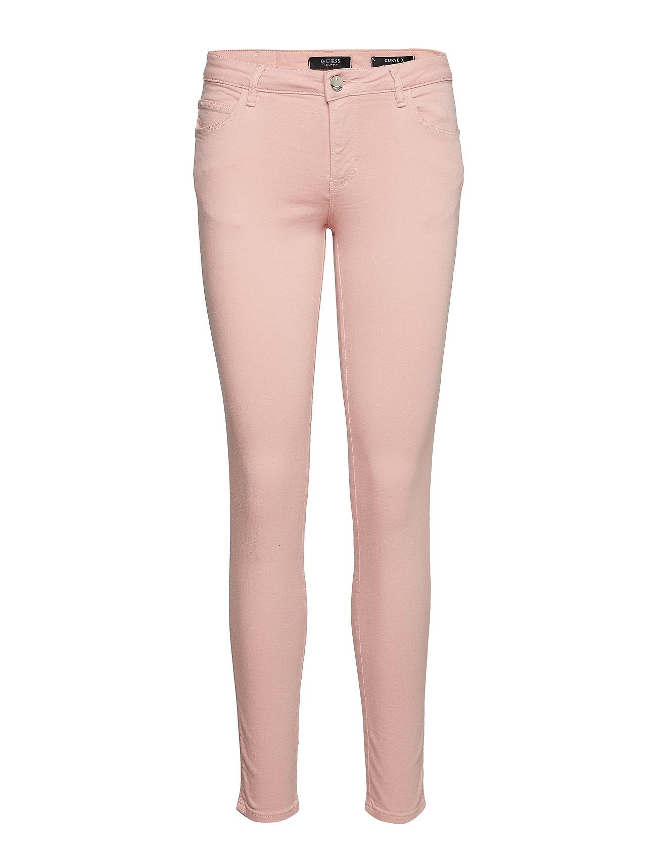 GUESS Jeans CURVE X - DESERT PETAL