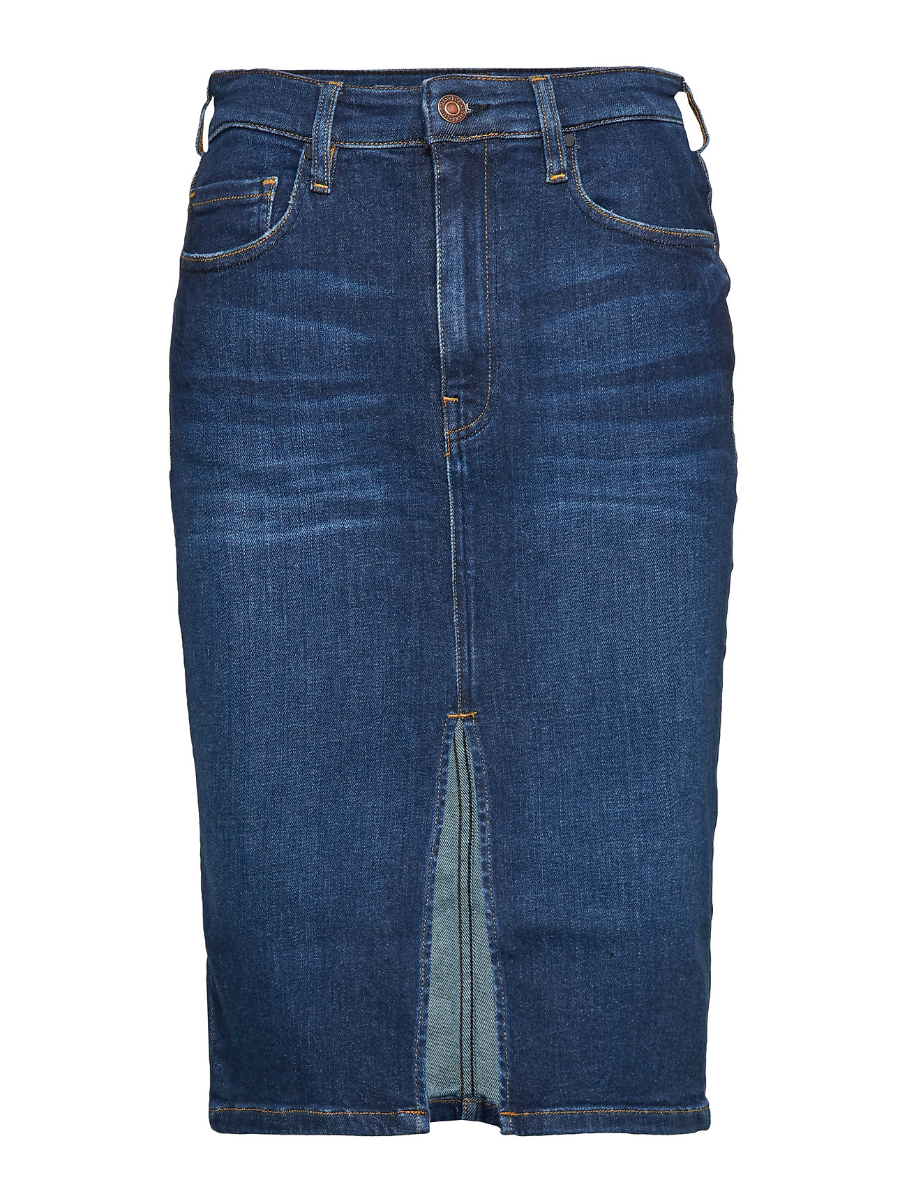 a8bf861d The It Girl Longuette (Straight Wash) (719.20 kr) - GUESS Jeans ...