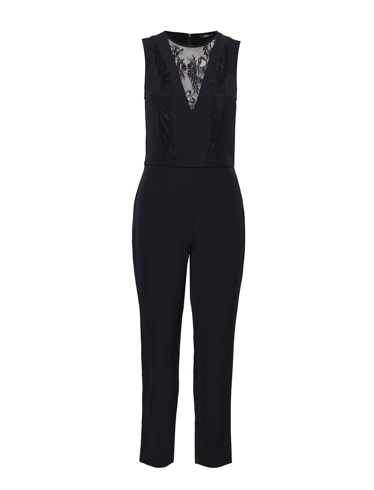GUESS Serenella Overall Jumpsuit Schwarz GUESS JEANS