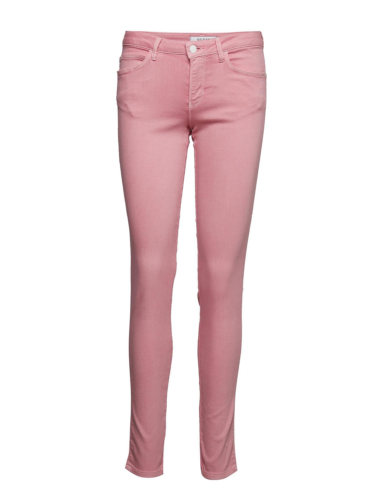GUESS Jeans CURVE X - POP GUM PINK