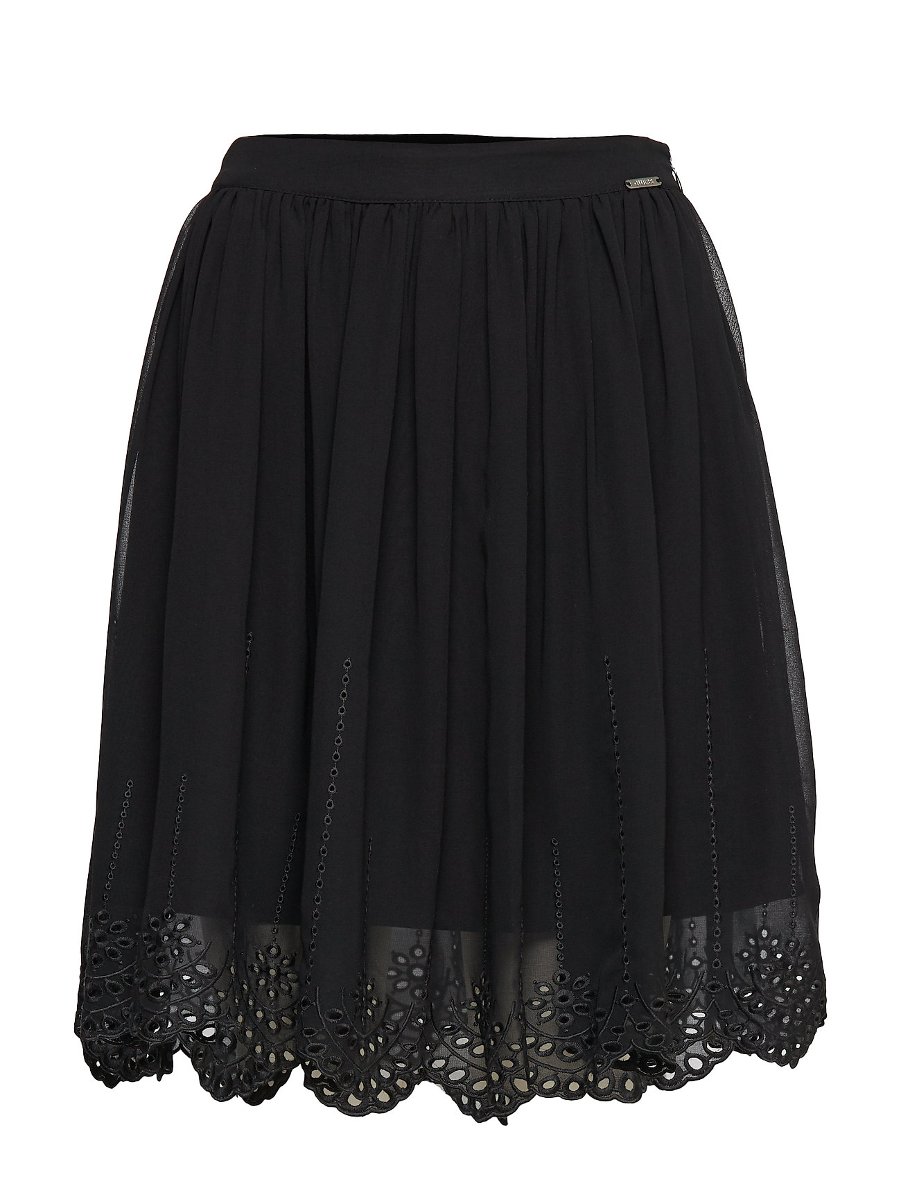 GUESS Jeans ALDA SKIRT - JET BLACK A996
