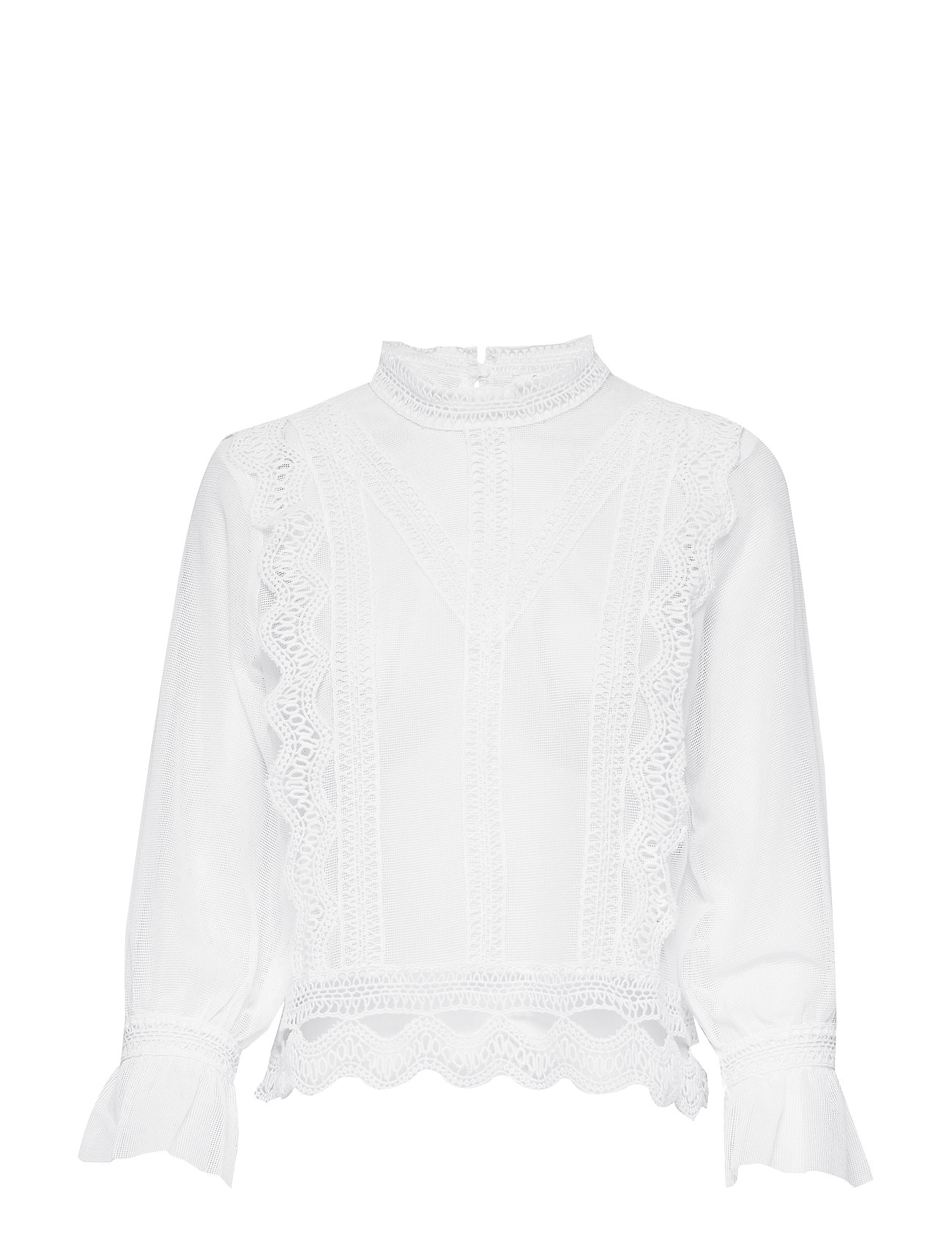 White A000Guess Zelda Ls Jeans Toptrue qMpSVUz