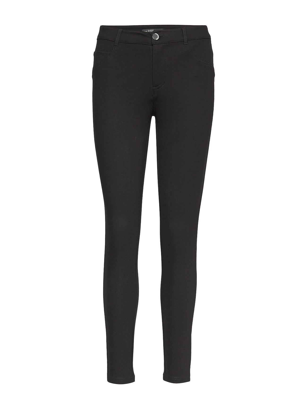 GUESS Jeans CURVE X - JET BLACK A996