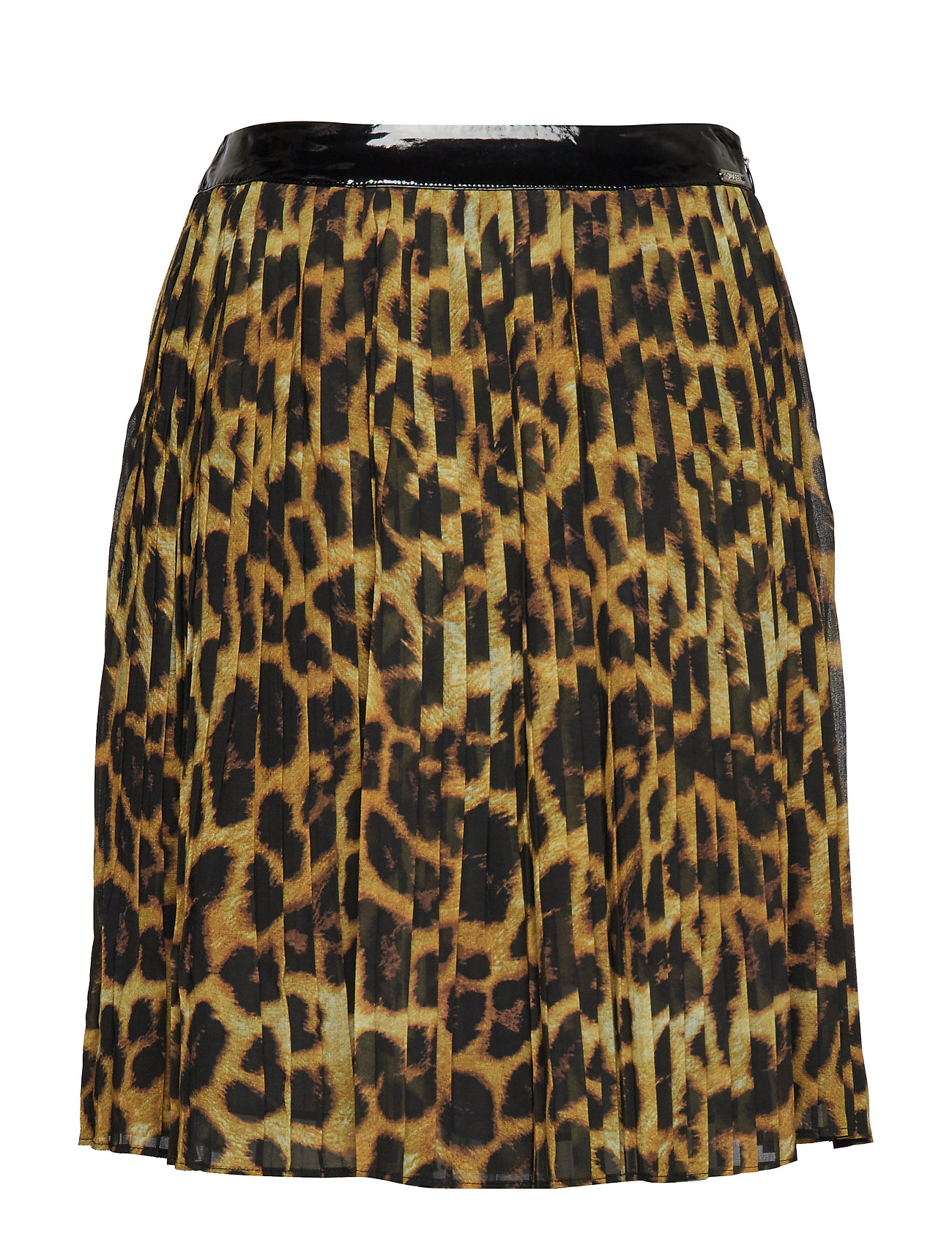 BeigGuess Tiana BeigGuess Jeans Skirtreal Skirtreal Leopard Leopard Tiana vnw0OmN8
