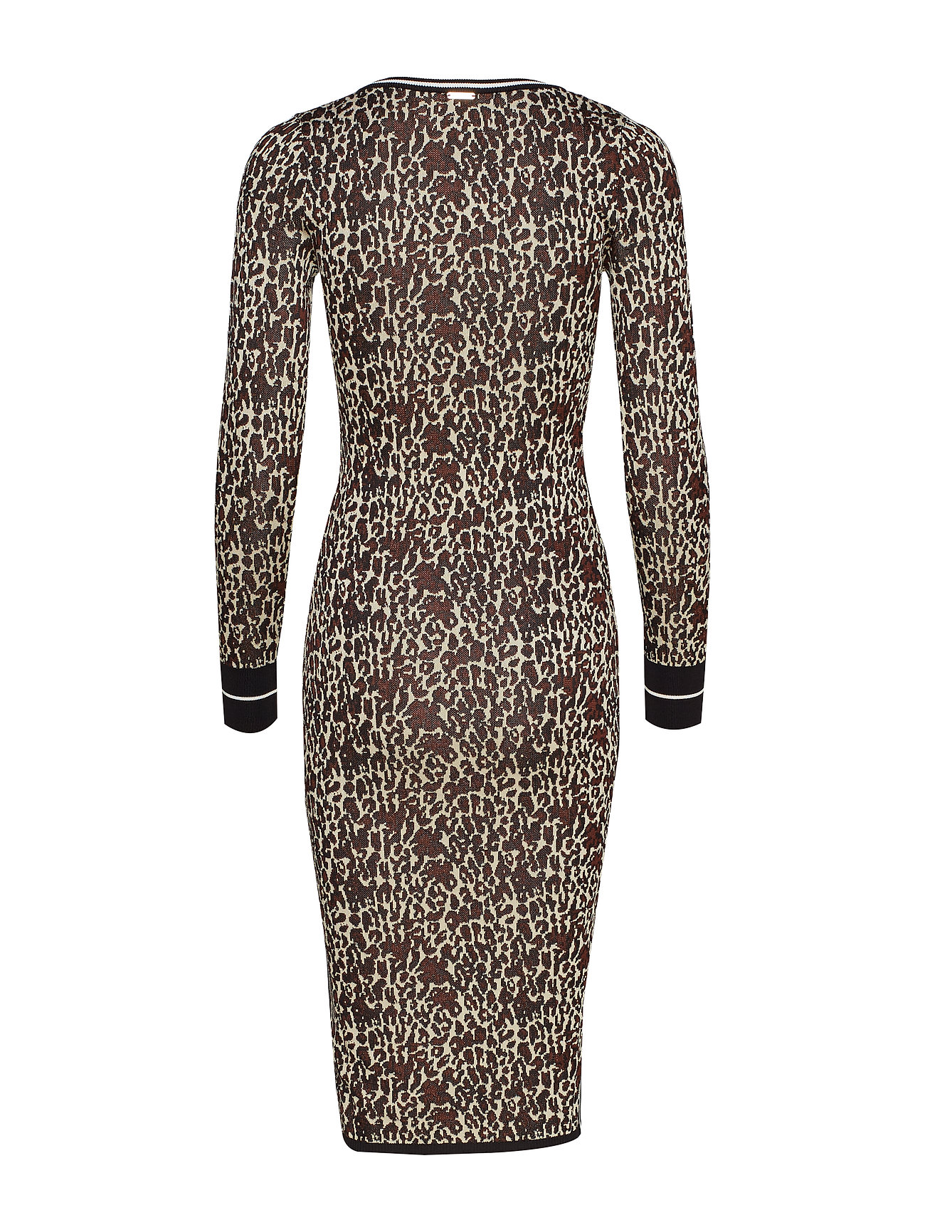 Leopard Ls Dressbeige Jeans Dafne ComGuess Sweater 3Rjq54LA