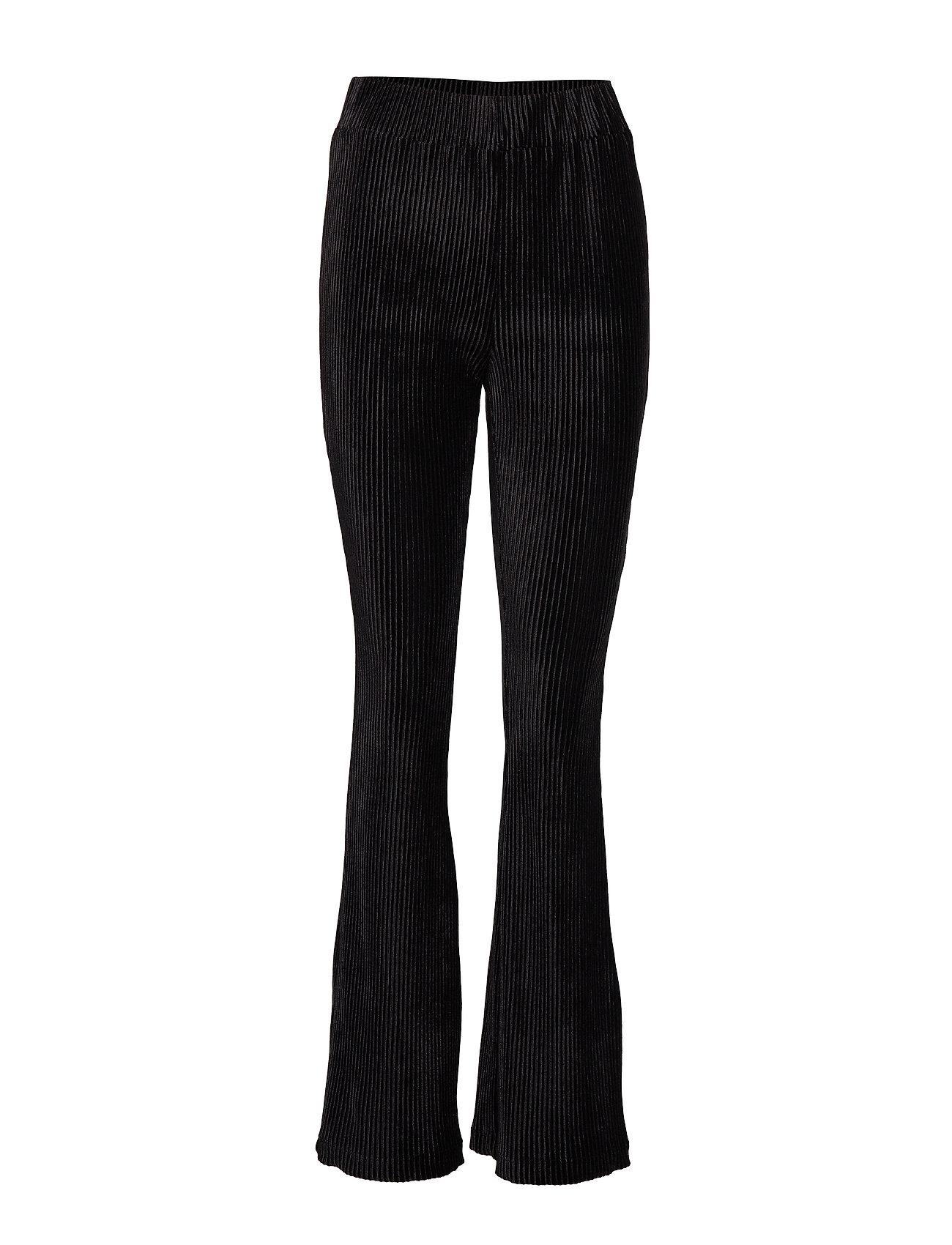 GUESS Jeans AMBER PANTS - JET BLACK A996