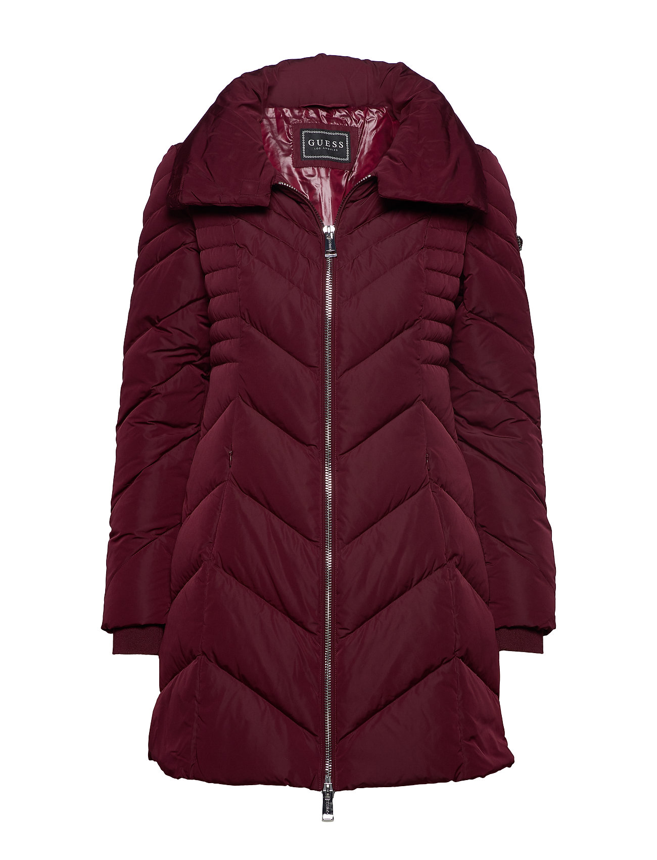 GUESS Jeans PAYTON DOWN JACKET - MARTINA RED