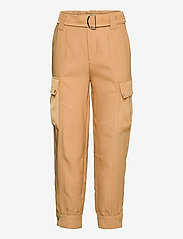 GUESS Jeans - PRESLEY TROUSERS - casual byxor - light caramel - 0