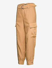 GUESS Jeans - PRESLEY TROUSERS - casual byxor - light caramel - 2