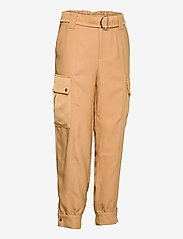 GUESS Jeans - PRESLEY TROUSERS - casual byxor - light caramel - 3