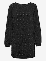 GUESS Jeans - SORAYA DRESS - vardagsklänningar - jet black a996 - 0
