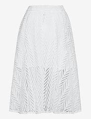 GUESS Jeans - NAJM SKIRT - jupes midi - true white a000 - 1