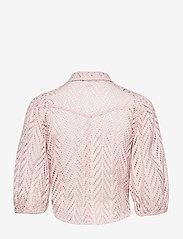 GUESS Jeans - SS PHOEBE SHIRT - chemises à manches courtes - alabaster pink - 1