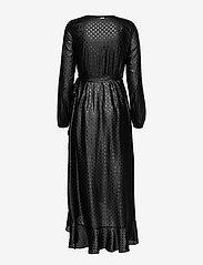 GUESS Jeans - NEW BAJA DRESS - kveldskjoler - shiny dots black - 1