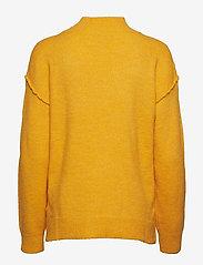 GUESS Jeans - LS TN LAURA SWEATER - rollkragenpullover - desert sun - 1