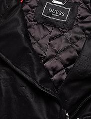 GUESS Jeans - FRANCES JACKET - skinnjackor - jet black a996 - 2