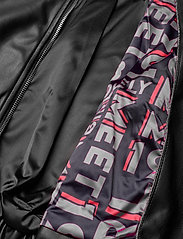 GUESS Jeans - DARYL JACKET - nahkatakit - jet black a996 - 5