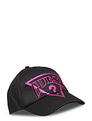 PORTIA BRIGHT CAP - JET BLACK A996