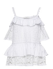 SS NEW OLIMPIA TOP - TRUE WHITE A000
