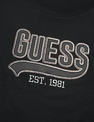 GUESS Jeans - SS CN MARISOL TEE - t-shirts - jet black a996 - 2