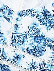 GUESS Jeans - ROBIN DRESS - robes d'été - anthurium blue fl - 2