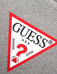 GUESS Jeans - SS CN ORIGINAL TEE - t-shirts - stone heather gre - 2