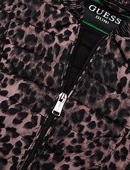 GUESS Jeans - VERA JACKET - vestes d'hiver - iconic leopard br - 2