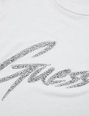 GUESS Jeans - DEBORAH RN SWEATER - stickade toppar - true white a000 - 2