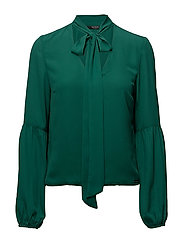 S HAZEL TOP - BOTANICAL JADE