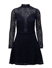 DESSA DRESS - NEW NAVY BLUE