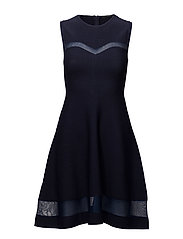 SL RN AUDREY SWEATER DRESS - DEEP INDIGO