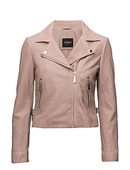 Guess Jeans - Filipa Leather Jacket