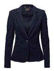 DOROTEA BLAZER - UNIFORM BLUE