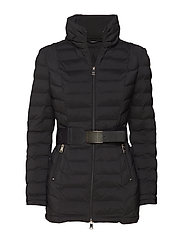 RAMONA JACKET - JET BLACK A996