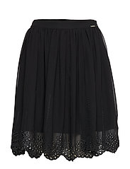 ALDA SKIRT - JET BLACK A996