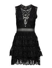 GEN DRESS - JET BLACK A996