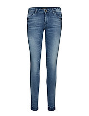 Curve X Skinny Jeans Blå GUESS JEANS