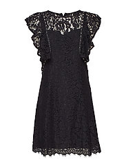 PROMISE DRESS - JET BLACK A996