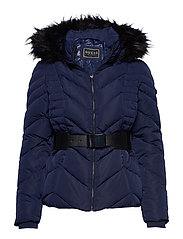 PETRA DOWN JACKET - BLUE JAM