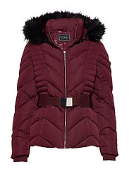 PETRA DOWN JACKET - MARTINA RED