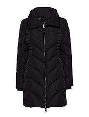 PAYTON DOWN JACKET - JET BLACK A996