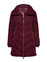 PAYTON DOWN JACKET - MARTINA RED
