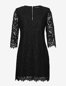 MAY DRESS - NOIR DE JAIS